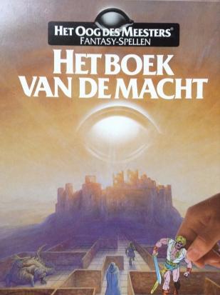 het boek van de macht