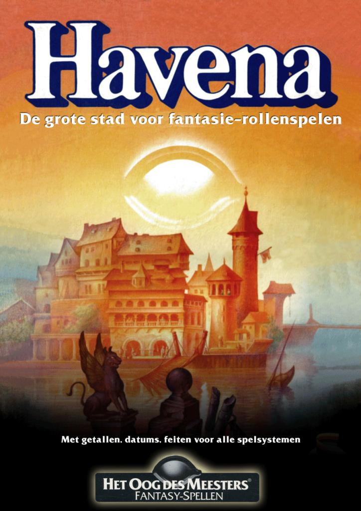 Havena De grote stad voor fantasie-rollenspelen